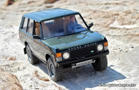 old land rover truck rc 4x4 scale range rover classic first off road test youtube