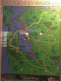 Bart Map Bay Area by This Bart Map Gaming