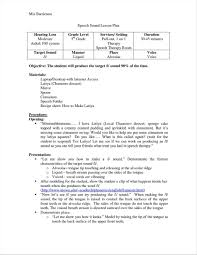 lesson plan template speech therapy for speech therapy step lesson plan template interactive grammar