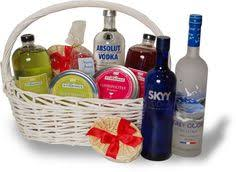 vodka gift baskets tito s vodka gift basket add a tito s candle from candle cantina