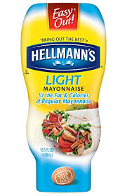 hellmans light mayo nutrition special offer ahead hellmann s light mayonnaise squeeze bottle