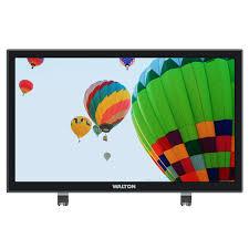 display tv walton wct2404k screen 24 led tv bd market price
