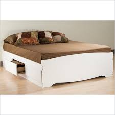 making white full size bed with storage u2014 modern storage twin bed