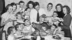 how thanksgiving became a secular national the economist