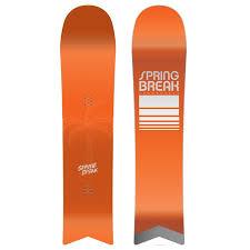 Felling Wedges Capita Spring Break Slush Slasher Snowboard 2017 Evo