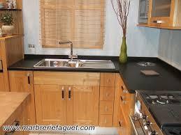 plan de travail cuisine noir résultat de recherche d images pour cuisine bois plan de travail