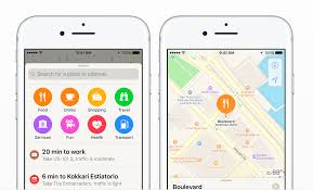 Las Vegas Walking Map by Get To Know The All New Much Improved Maps App In Ios 10 Macworld
