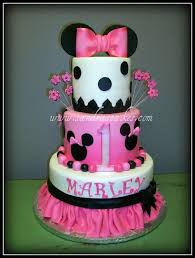 minnie mouse baby shower tiered cake cake by samantha minnie mouse