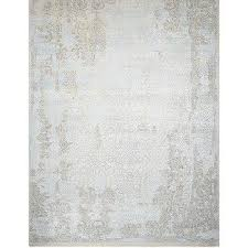 Gray Blue Area Rug Modern Ivory And Blue Area Rugs At Gray Geometric Linear Pattern