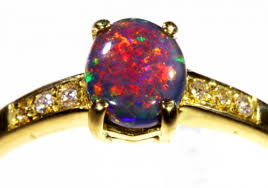 opal stones rings images How to choose opal jewelry opal auctions jpg