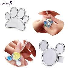 acrylic dish ring holder images Monja mini nail art metal finger ring palette dish acrylic uv gel jpg