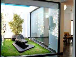 home decor natural indoor garden decor with natural waterfall