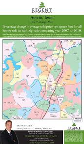 City Of Austin Map by Price Change Map 2007 Vs 2010 Png Jpg