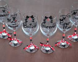 disney wedding decorations disney bridesmaid etsy