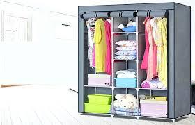 Wardrobe With Shelves by Wardrobes Cloth Wardrobe Portable Closet Canvas Wardrobe Closet