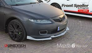 nissan pathfinder body kits new cars mazda 6 2002 07 tuning body kit lenzdesign performance