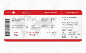 template airline ticket fax cover letter word gift certificate