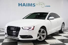 audi a5 coupe used 2013 used audi a5 2dr coupe automatic quattro 2 0t premium at