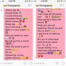 emoji quote pics taylor swift lyrics to blank space i added the emojis queen emoji