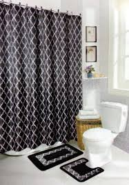 Rugs And Curtains Appealing Bathroom Sets With Shower Curtain And Rugs And 15pc