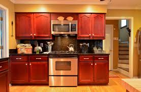 Rosewood Kitchen Cabinets | rosewood stained maple