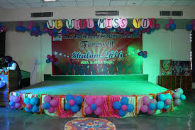 stage decoration themes for college farewell 211pg img 1080