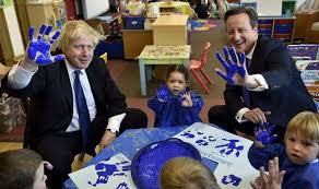 election 2015 live tebbit camerons snp scare tactics cameron s tories edge ahead as election polls to clear up confusion