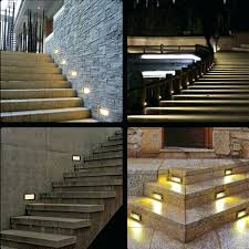 Interior Stair Lights Stair Step Lighting Led Ideal Solar Lights Latest Door Design