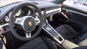 porsche 911 singer interior porsche 911 gt3 991 interior wheels walkaround youtube