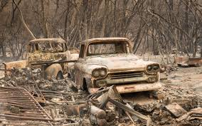 National Wildfire Activity by Wildfires Send Children Fleeing From California Summer Camps