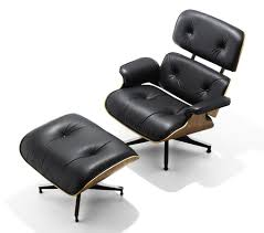 ottoman astonishing eames lounge chair ottoman leather and