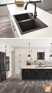 kitchen cabinet home depot canada contrast fixtures with light cabinets to turn your