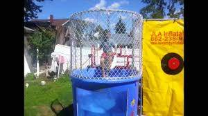 dunk tank rental nj nj dunk tank rental