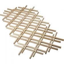 wine lattice and glass moldings wine lattice rockler woodworking