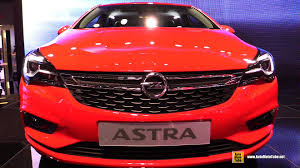 opel chicago 2016 opel astra turbo exterior and interior walkaround debut