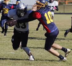 o brien s five tds lead ati to thanksgiving day victory newstimes