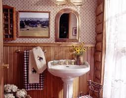 How To Decorate A Log Home 37 Best Bathrooms Images On Pinterest Log Home Bathrooms