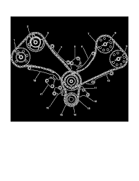 cadillac workshop manuals u003e dts v8 4 6l vin y 2006 u003e engine