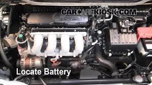 2009 honda civic lx battery battery replacement 2009 2013 honda fit 2010 honda fit sport