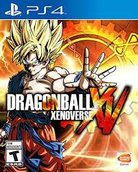 amazon black friday video games ps4 amazon com dragon ball xenoverse playstation 4 bandai namco