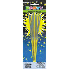 where to buy sparklers in store party favors 8 pkg sparklers 7 walmart