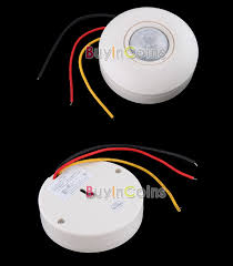 Motion Activated Indoor Ceiling Light Awesome Sensor Ceiling Lights Designs For Motion Activated Light