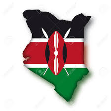 Uganda Flag Colours Map Flag Kenya Royalty Free Cliparts Vectors And Stock