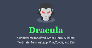 atom color themes dracula a dark theme for atom and 50 apps
