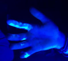 liquids that glow under black light do it yourself causes of color