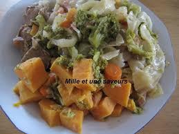 cuisiner patate douce poele poêlée de choux carottes patates douces et ses petits lardons au