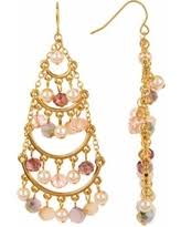 Deal Alert Miguel Ases Women Deal Alert Open Chandelier Earrings