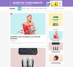 best 25 clean web design 25 best free responsive blogger templates 2018