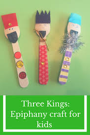three kings a craft for epiphany the gingerbread house co uk