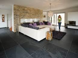 Wohnzimmer Esszimmer Modern Fliesen Für Wohn Essbereich Ruhbaz Com